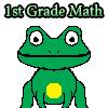 1 º grado matemáticas juego