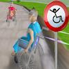 Silla de ruedas 3D Racing juego