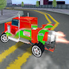 3D Jet Truck juego
