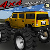 Monster 4 x 4 3 juego