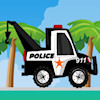 911 police Truck juego