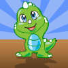 Dino de Alien juego