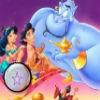 Aladdin ocultado estrellas juego