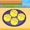 Galletas de mantequilla de Amaretto juego