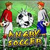 Fútbol enojado juego