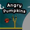 Angry calabazas juego