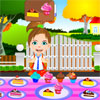 Tienda de la torta de Anson juego