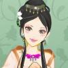 Belleza China antigua juego