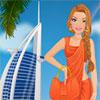 Barbie visitas Dubai juego