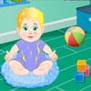 Cuidado de niño del bebé juego
