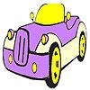 Mejor para colorear coche de araña juego