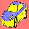 Colorear coche mejor y rápido juego