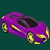 Mejor clase para colorear coche de carreras juego