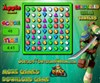 Tortugas Ninja Bejeweled juego