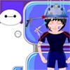 Cirugía de cerebro ayuda Big Hero 6 juego