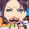 Dichosa muchacha en el dentista juego