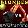 Rubias VS excavadoras juego