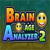 Analizador de la edad del cerebro 2 juego
