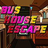Bus casa de Escape juego