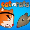 Gato vs rata juego
