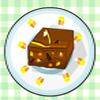 Maíz de caramelo chocolate juego