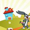 Escape de animales de dibujos animados juego