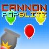 Pop de cañón Blitz juego