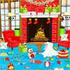 Limpieza de fiesta de Navidad juego