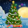 Decoración árbol de Navidad juego
