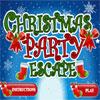 Navidad fiesta Escape juego