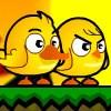 Pollo pato hermanos juego