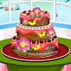 Amante de torta de chocolate juego