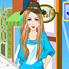 City Fashion Dress up juego