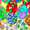 Coloring Easter Eggs 1 juego