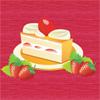 Cocinar pastel de frutas juego