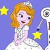 Colorear Princesa Sofía juego