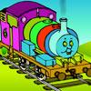 Para colorear Thomas juego