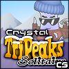 Cristal TriPeaks Solitaire juego