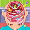 Loco cerebro médico juego