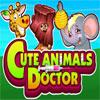 Médico de animales lindos juego