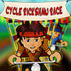 Ciclo Rickshaw carrera juego