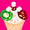 Decorar helados juego