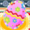 Juego de huevos de Pascua de diseño