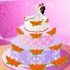 Diseño de pasteles de boda perfecta juego