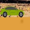 Paseo de coches del desierto juego