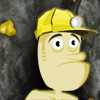 Oro cavando juego