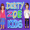 Niños sucios Zoe juego