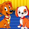 Centro de cuidado de perros juego