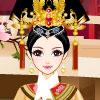 Princesa chino elegante juego