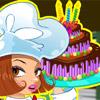 Disfruta tu pastel de amor juego